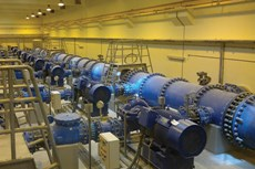 Main Saadiyat Potable Water Pump Station  Reservoirs
