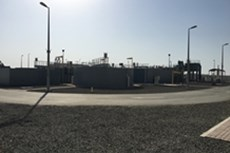 Waste Water Treatment Plant For Al Ghadeer Phase 1, Abu Dhabi
