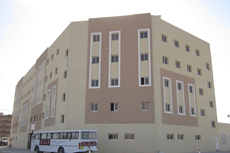 Proposed G4 Labor Accommodation on Plot No. 599-7749 at Jabel Ali (Industrial First), Dubai, U.A.E.