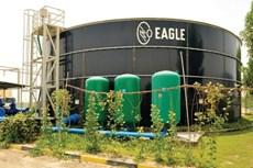 Open Top Membrane Bioreactor: Jafza 8000 and Jafza 1000