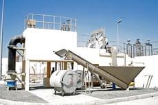 Open Top Membrane Bioreactor: Dubai Motor City