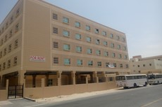 Al Itihad Air Duct Staff  Labour Accommodation Building (BG 4 Floors)