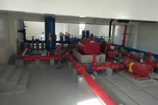 Dubai World Center Residential District Infrastructure Construction Package 2(CP-1, CP-2, CP-3) - 3 Pumping Station