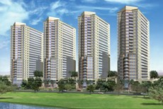 Lakeside Towers On Plot No. M028, M029, M030, M031 at IMPZ-Dubai-UAE